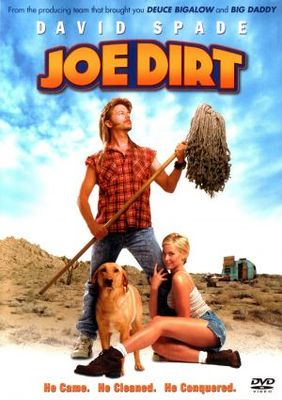 Joe Dirt movie poster (2001) poster MOV_638b0f75
