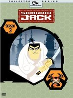Samurai Jack movie poster (2001) picture MOV_638b1992