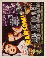 Ransom! movie poster (1956) picture MOV_638c0a90