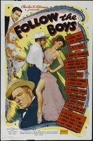 Follow the Boys movie poster (1944) picture MOV_6390902a