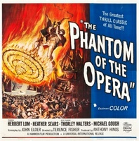 The Phantom of the Opera movie poster (1962) picture MOV_63919d7b