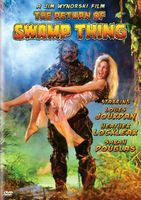 The Return of Swamp Thing movie poster (1989) picture MOV_6391d6f1