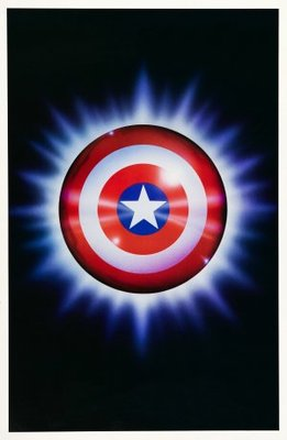 Captain America movie poster (1991) poster MOV_6392660c