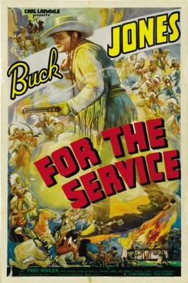 For the Service movie poster (1936) poster MOV_6398b229