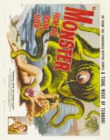 Monster from the Ocean Floor movie poster (1954) picture MOV_639e7713