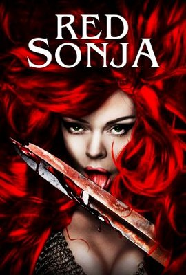 Red Sonja movie poster (2011) poster MOV_63a17867
