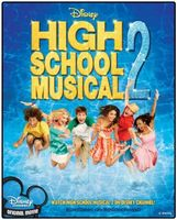 High School Musical 2 movie poster (2007) picture MOV_63a2b27f
