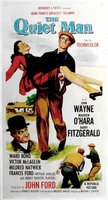 The Quiet Man movie poster (1952) picture MOV_63a8b700