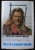 The Outlaw Josey Wales movie poster (1976) picture MOV_63a93cdf