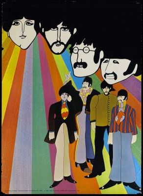Yellow Submarine movie poster (1968) poster MOV_63ac0167