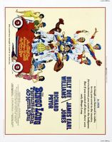 The Bingo Long Traveling All-Stars & Motor Kings movie poster (1976) picture MOV_63b04f83