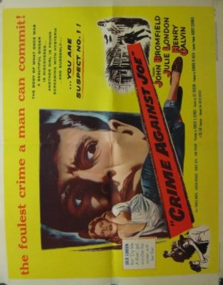 Crime Against Joe movie poster (1956) poster MOV_63b7d726