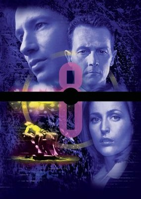 The X Files movie poster (1993) poster MOV_63bccc44