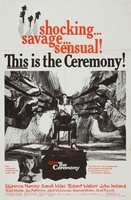 The Ceremony movie poster (1963) picture MOV_63c0c72f