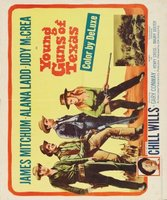 Young Guns of Texas movie poster (1962) picture MOV_63c17b2e