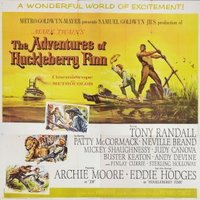 The Adventures of Huckleberry Finn movie poster (1960) picture MOV_63ca15a3