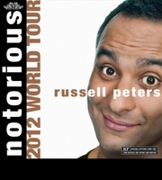Russell Peters: Notorious movie poster (2013) picture MOV_63d48404