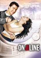 On the Line movie poster (2001) picture MOV_63d4ebd2