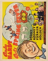 Andy Hardy Gets Spring Fever movie poster (1939) picture MOV_63d755b7