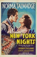 New York Nights movie poster (1929) picture MOV_63deaf4b