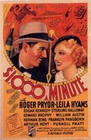 1,000 Dollars a Minute movie poster (1935) picture MOV_63e3ab5e