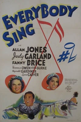 Everybody Sing movie poster (1938) poster MOV_63e44dfe