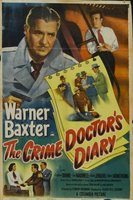 The Crime Doctor's Diary movie poster (1949) picture MOV_63e8241a