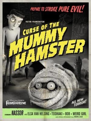 Frankenweenie movie poster (2012) poster MOV_63ecda49