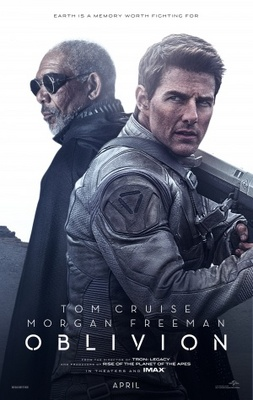 Oblivion movie poster (2013) poster MOV_63f6e011