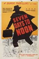 Seven Days to Noon movie poster (1950) picture MOV_63fecd98