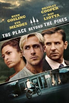 The Place Beyond the Pines movie poster (2012) poster MOV_6400a904