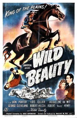 Wild Beauty movie poster (1946) poster MOV_641baec0