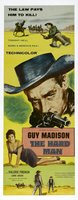 The Hard Man movie poster (1957) picture MOV_642893ff