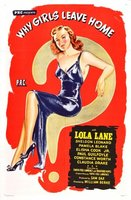 Why Girls Leave Home movie poster (1945) picture MOV_d8584017