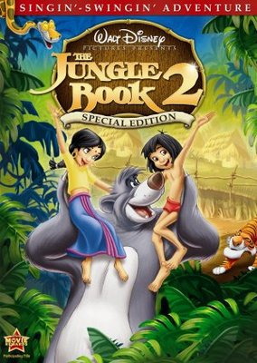 The Jungle Book 2 movie poster (2003) poster MOV_6430aad8