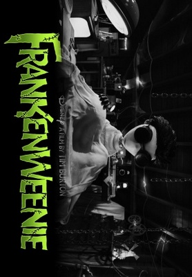 Frankenweenie movie poster (2012) poster MOV_64331b66