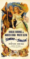 Sinbad the Sailor movie poster (1947) picture MOV_6435e578