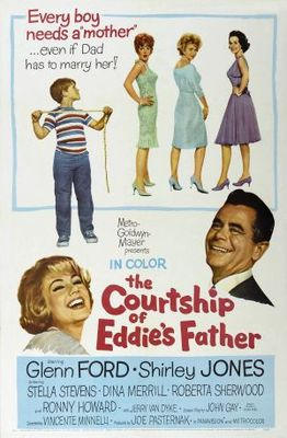 The Courtship of Eddie's Father movie poster (1963) poster MOV_64383fba