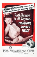 Lightning Strikes Twice movie poster (1951) picture MOV_643ba48d