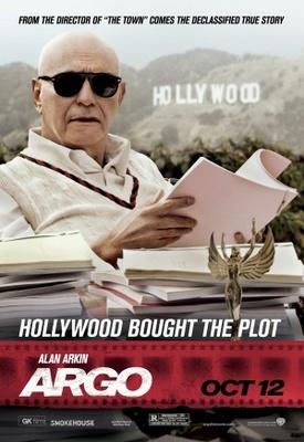 Argo movie poster (2012) poster MOV_643e5e9b