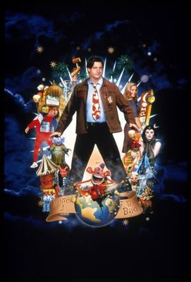 Monkeybone movie poster (2001) poster MOV_64494679