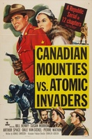 Canadian Mounties vs. Atomic Invaders movie poster (1953) picture MOV_64555711