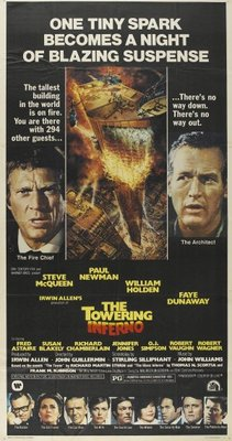 The Towering Inferno movie poster (1974) poster MOV_645f6ec2