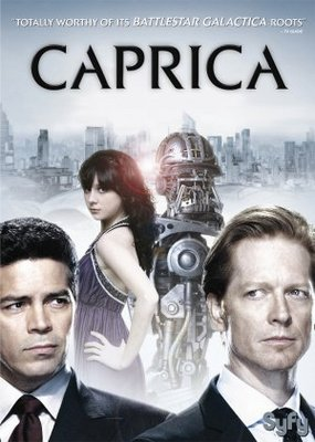 Caprica movie poster (2009) poster MOV_6470f86d
