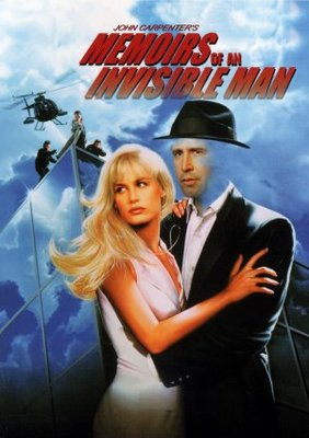 Memoirs of an Invisible Man movie poster (1992) poster MOV_647288f4