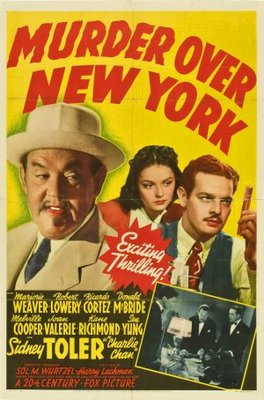 Murder Over New York movie poster (1940) poster MOV_6477dc4e