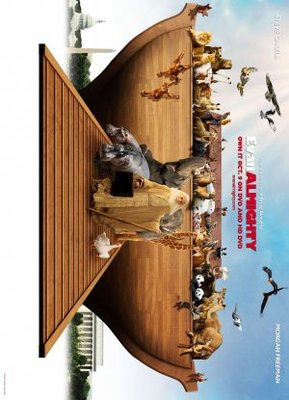 Evan Almighty movie poster (2007) poster MOV_6479983f