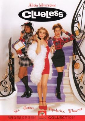 Clueless movie poster (1995) poster MOV_647ae247