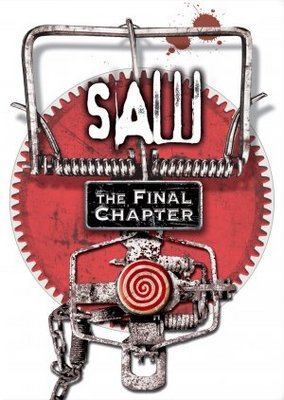 Saw 3D movie poster (2010) poster MOV_647f53c3