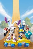 An Extremely Goofy Movie movie poster (2000) picture MOV_86375f52